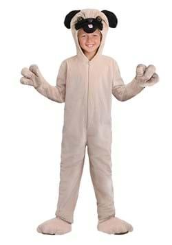 Kids Pug Costume