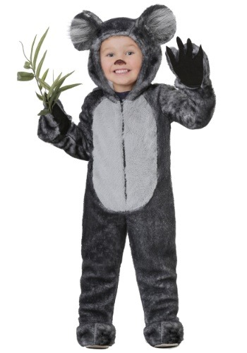 Click Here to buy Koala Bear Toddler Costume from HalloweenCostumes, CDN Funds & Shipping