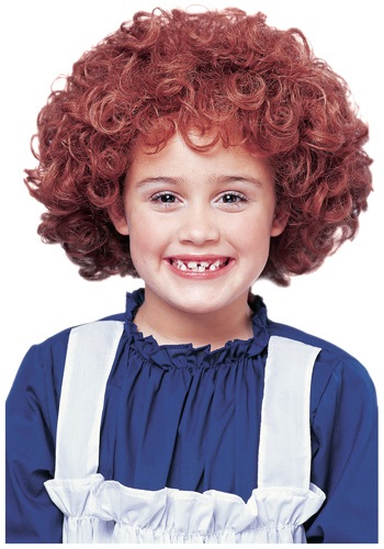 Click Here to buy Kids Orphan Wig from HalloweenCostumes, CDN Funds & Shipping