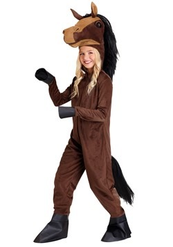 Childrens Horse Costume