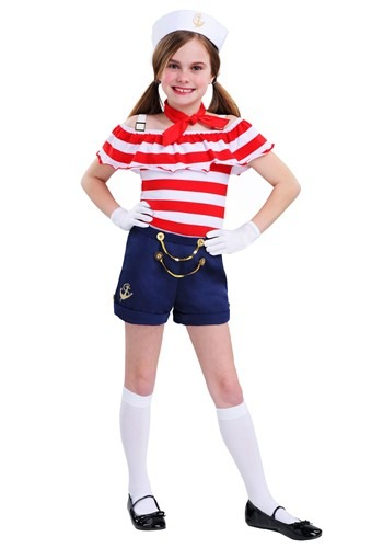 Sweetheart Sailor Girls Costume