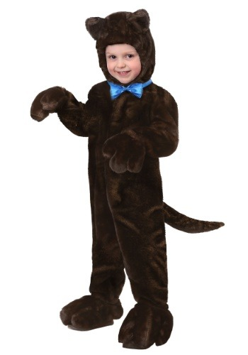 Click Here to buy Deluxe Brown Toddler Dog Costume from HalloweenCostumes, CDN Funds & Shipping