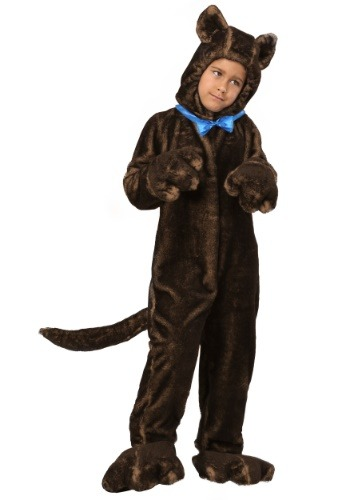 Deluxe Brown  Dog Costume for a Child