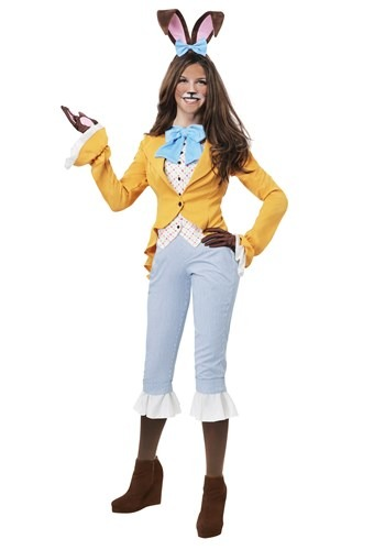 Click Here to buy March Hare Womens Costume from HalloweenCostumes, CDN Funds & Shipping