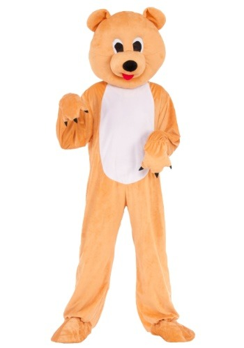Bear Mascot Costume for Kids