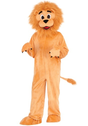 Click Here to buy Lion Mascot Kids Costume from HalloweenCostumes, CDN Funds & Shipping