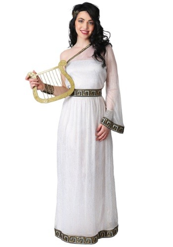 Plus Size Womens Grecian Goddess Costume