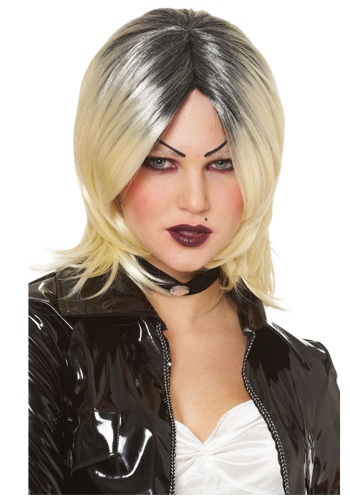Click Here to buy Bride of Chucky Wig from HalloweenCostumes, CDN Funds & Shipping