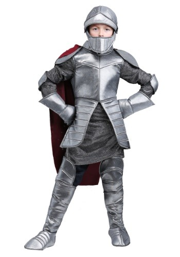 Royal Knight Boys Costume