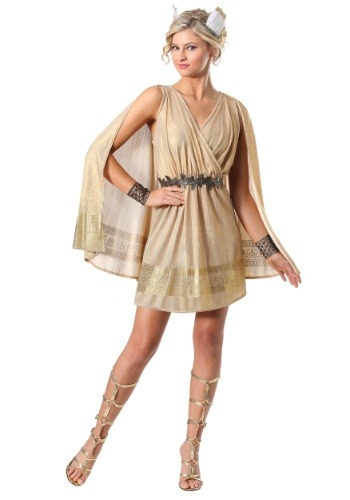 Click Here to buy Radiant Womens Goddess Costume from HalloweenCostumes, CDN Funds & Shipping