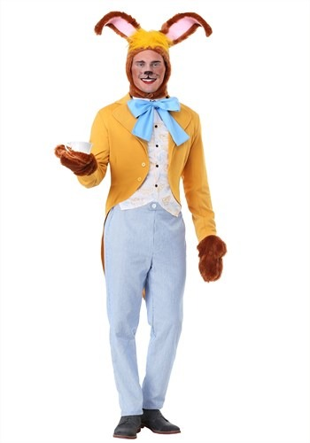 Click Here to buy March Hare Mens Costume from HalloweenCostumes, CDN Funds & Shipping
