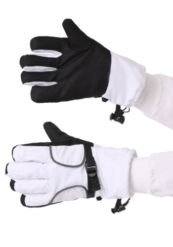 Click Here to buy Astronaut Kids White Gloves from HalloweenCostumes, CDN Funds & Shipping