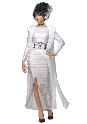 Womens Bride of Frankenstein Plus Size Costume