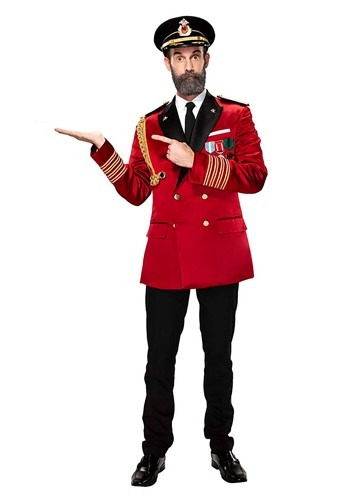 Click Here to buy Captain Obvious Mens Costume from HalloweenCostumes, CDN Funds & Shipping