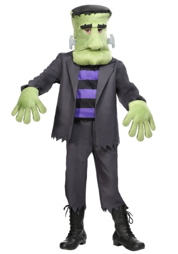 Click Here to buy Boys Frankensteins Monster Costume from HalloweenCostumes, CDN Funds & Shipping