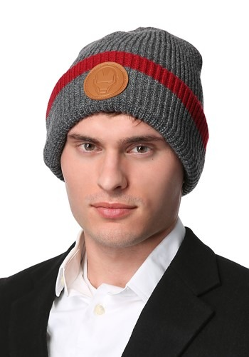 Click Here to buy Marvel Iron Man Winter Hat from HalloweenCostumes, CDN Funds & Shipping