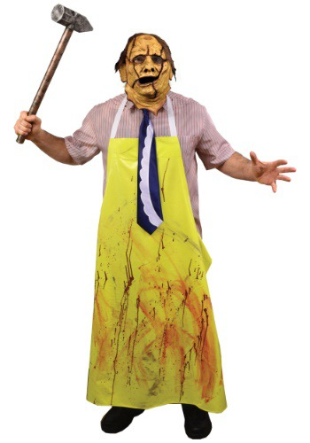Texas Chainsaw Massacre Adult Leatherface Costume