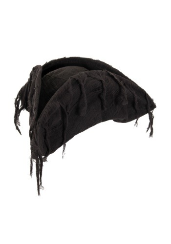 Ghost Pirate Hat for Adults