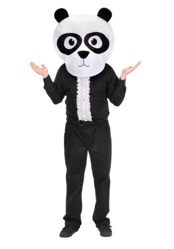 MASKOT Head Panda