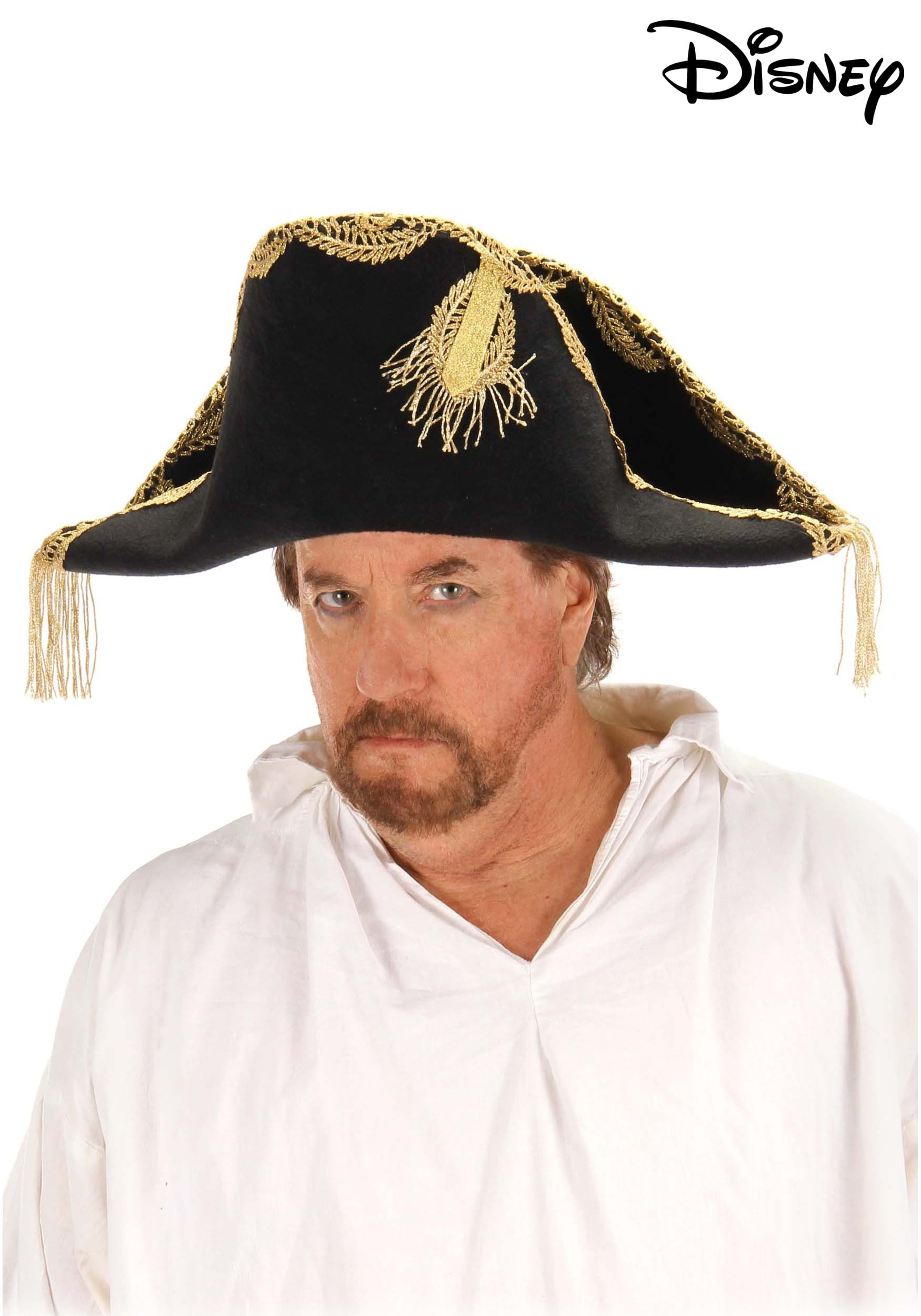 8ab4701878944 Barbossa Pirate Hat for Adults
