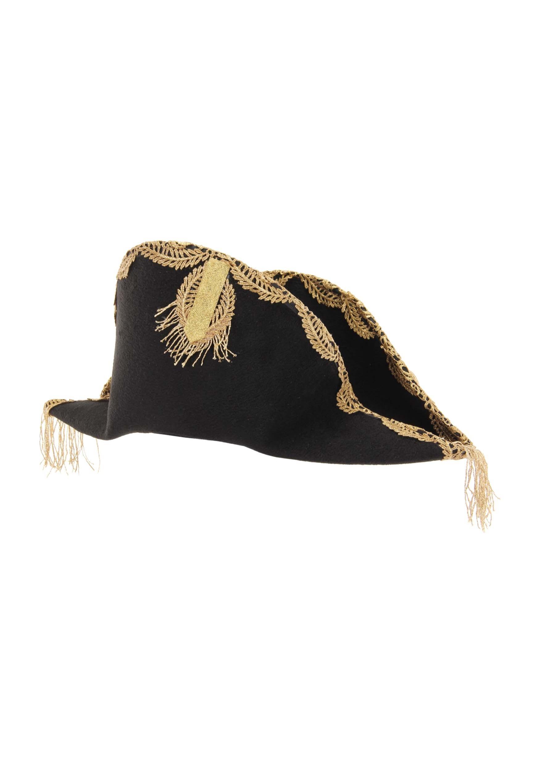 cfc284e2b747f Barbossa Adult Pirate Hat Barbossa Adult Pirate Hat