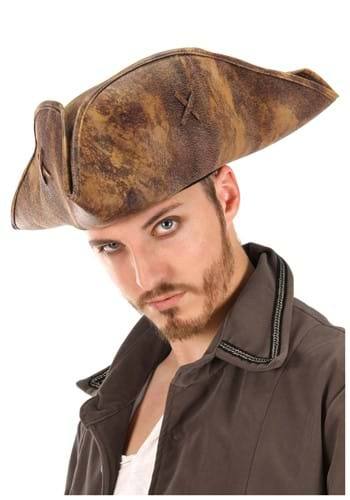 Click Here to buy Jack Sparrow Hat for Adults from HalloweenCostumes, CDN Funds & Shipping
