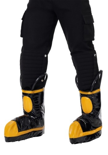 Click Here to buy Mens Firefighter Boot Covers from HalloweenCostumes, CDN Funds & Shipping