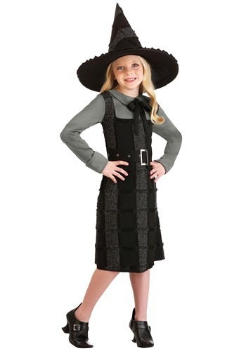 Charming Witch Costume for Girls