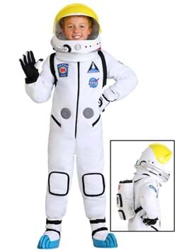 Child Deluxe Astronaut Costume