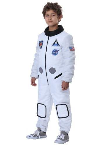 Click Here to buy Deluxe Astronaut Costume for a Kids from HalloweenCostumes, CDN Funds & Shipping