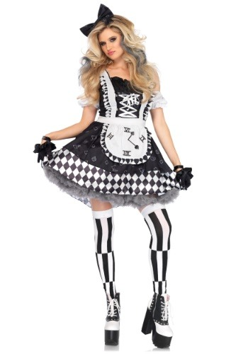 Dark Wonderland Alice Costume for Women