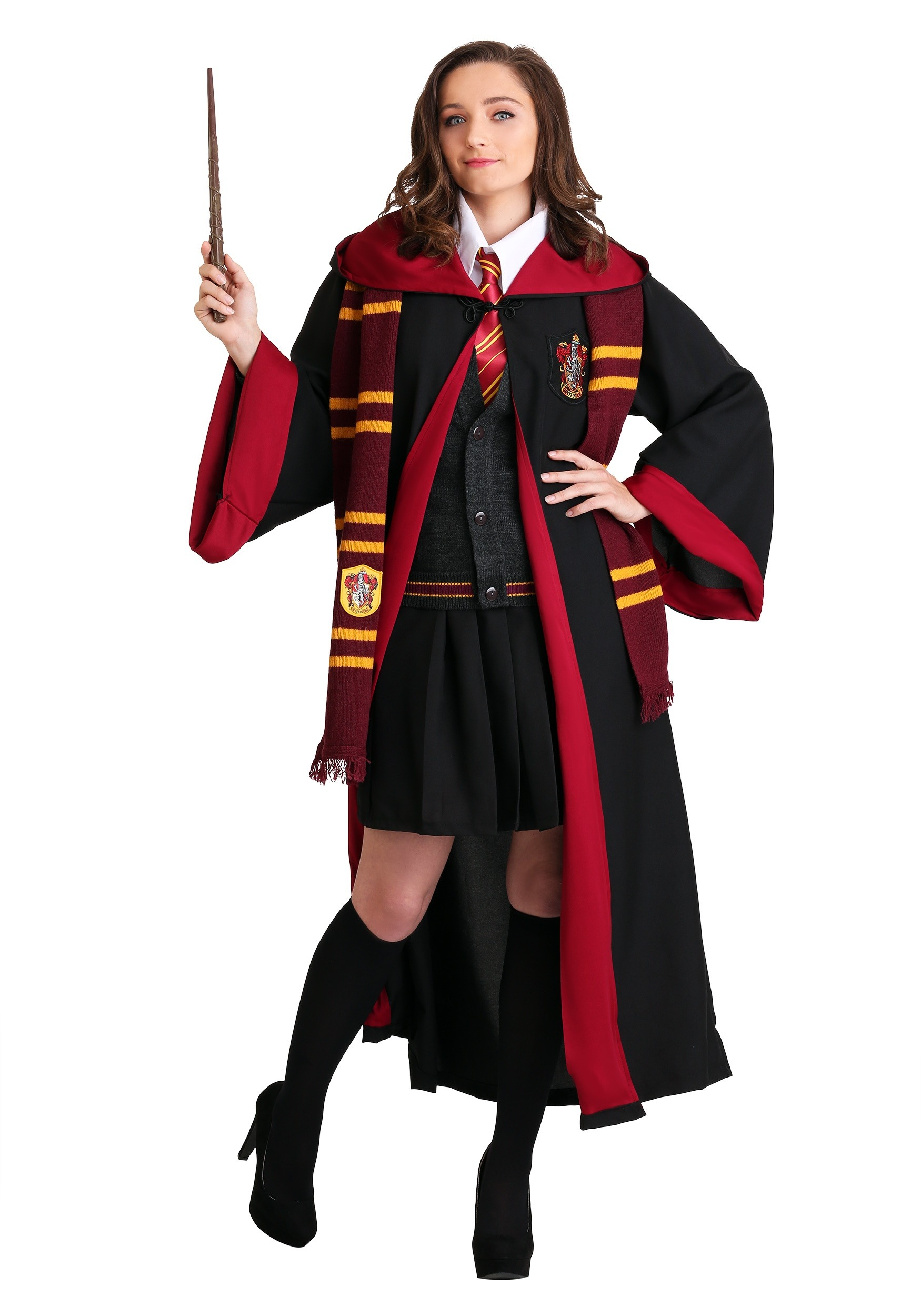 e1225fe8646 Plus Size Hermione Women s Costume from Harry Potter