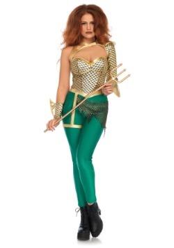 Aqua Warrior Womens Costume
