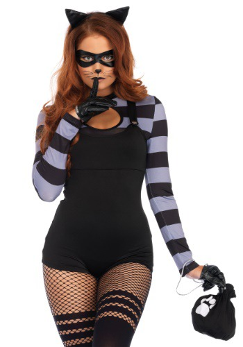 Cat Burglar Costume for Women
