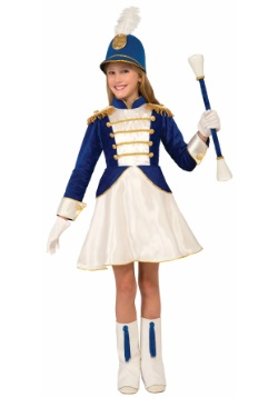Girls Majorette Costume