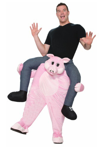 Click Here to buy Adult Piggyback Ride On Costume from HalloweenCostumes, CDN Funds & Shipping