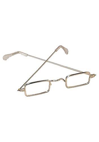 Santa Claus Rectangular Glasses