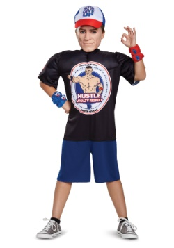 WWE John Cena Boys Classic Muscle Costume