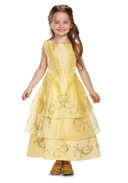 Belle Ball Gown Deluxe Child