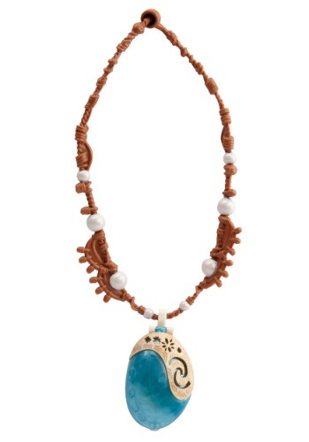 Click Here to buy Disney Moana Necklace from HalloweenCostumes, CDN Funds & Shipping