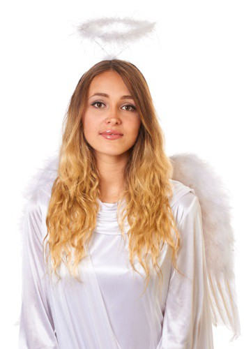 Click Here to buy Angels Halo from HalloweenCostumes, CDN Funds & Shipping