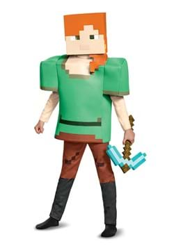 Minecraft Alex Deluxe Costume Child