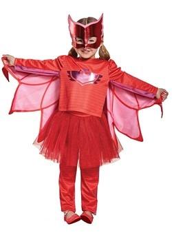PJ Masks Owlette Prestige Toddler Tutu Costume