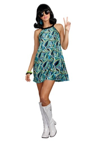 Click Here to buy The Beat Goes On Womens Disco Costume from HalloweenCostumes, CDN Funds & Shipping