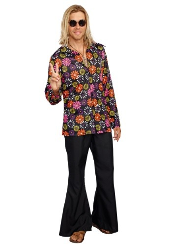 Click Here to buy Groovy Guy Mens Costume from HalloweenCostumes, CDN Funds & Shipping