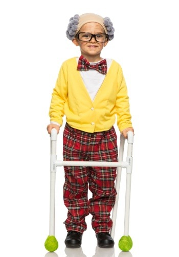 Child Grandpa Costume