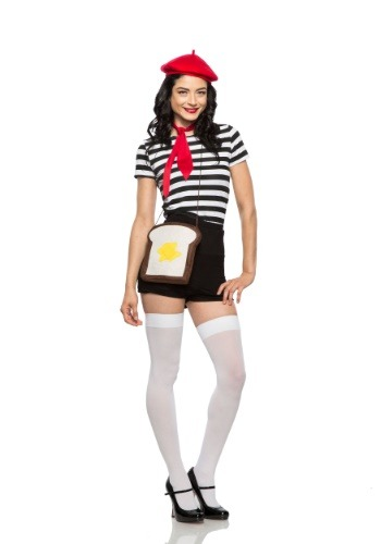 French Toast Womens Costume