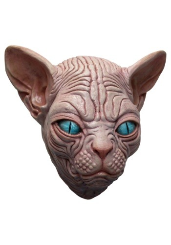 Click Here to buy Adult Sphynx Cat Mask from HalloweenCostumes, CDN Funds & Shipping