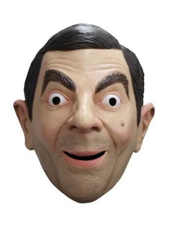 Click Here to buy Mr. Bean Mask for Adults from HalloweenCostumes, CDN Funds & Shipping