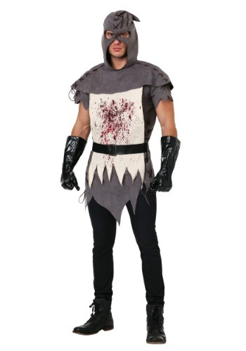 Click Here to buy Mens Evil Executioner Costume from HalloweenCostumes, CDN Funds & Shipping